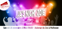 Photos JA's Night 2016